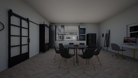Evi - Kitchen  - by evi vlam