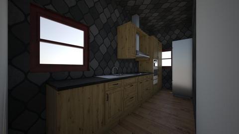 Kitchen Desighn - Classic - Kitchen  - by Schudog