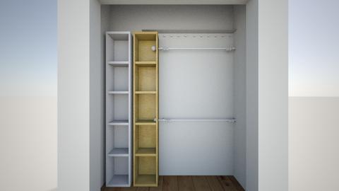 nursery closet - Kids room  - by nicolesteiger