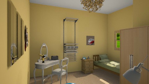 Room - Bedroom  - by amandakeegan