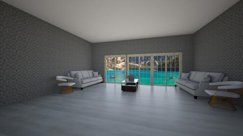 MODERN LIVING ROOM - Modern - Living room  - by hbrown28