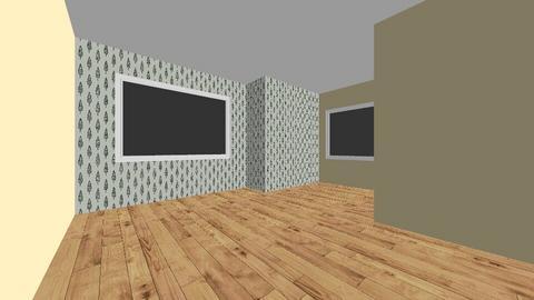 sweet cottage bedroom - Rustic - Bedroom  - by ellaash29