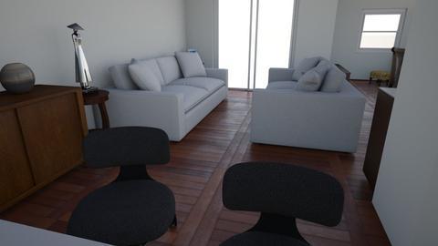 sala Casa Betinho - Eclectic - Living room  - by muricio