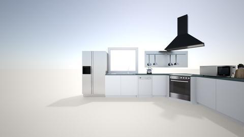 kitchen - Minimal - Kitchen  - by Maiken Luud