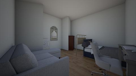 My dream room - Modern - Bedroom  - by DavidGarciaEstrada