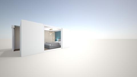 quarto de hospedes - Modern - Bedroom  - by anafvallim