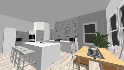 danielle kitchen - Kitchen - by jrgray