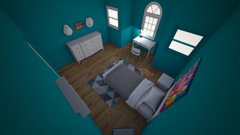 bedroom 2  - Bedroom  - by alecb87
