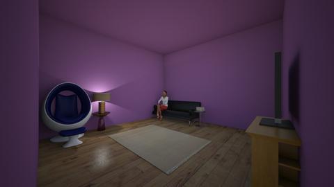 Living 2 - Living room - by artgirl33