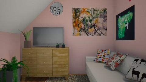 myyy - Modern - Bedroom - by saraa_kocsis