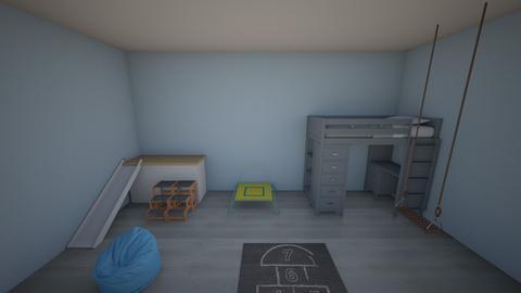 mason - Kids room  - by susama