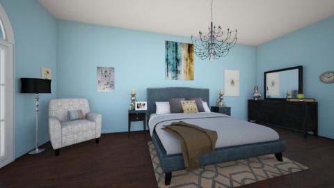 Bedroom - Bedroom - by Calista Spears
