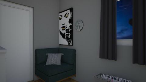 mini room - by Mika Skawik