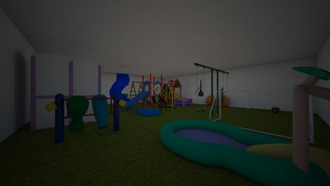 fun room - Kids room  - by hdaly