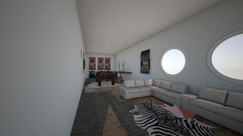 bus - Modern - Living room  - by hi my name is youssef LOL