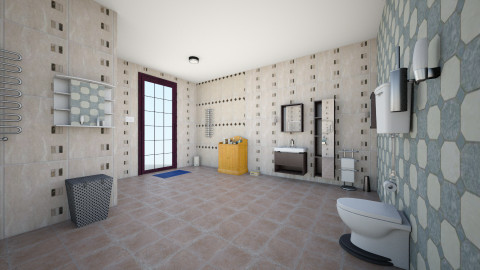 bathroom3 - Bathroom  - by Buse Karasu