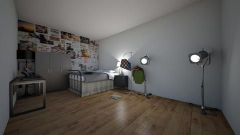 cool room 13 - Bedroom  - by mohm43