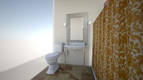 Eldery bathroom - Bathroom - by corsario_nero