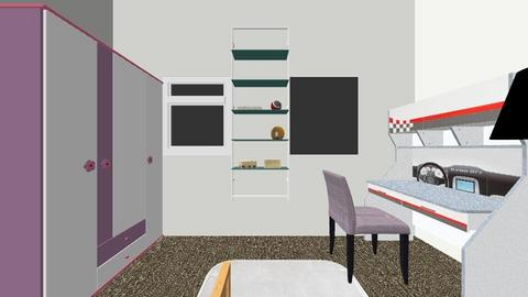 kamar nyata firda 6 - Bedroom  - by firdaus123