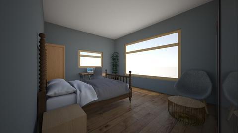 Al Bedroom - Rustic - by Al_Puducay