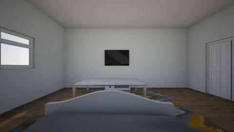 bedroos - Modern - Bedroom  - by ghahaha
