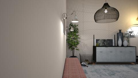 Small Angle Living Room - Vintage - Living room  - by Annabeth_Chase7