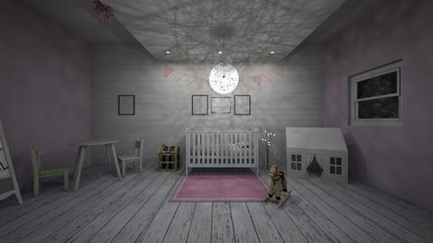 kids - Kids room - by zazy25m