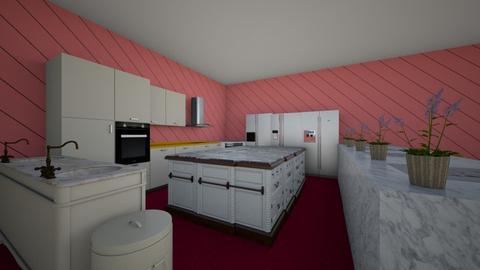 BARBIE_KITCHEN - Kitchen - by luxury winter decoration