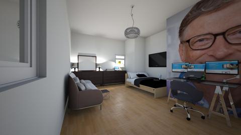 Alejandra Bedroom - Bedroom  - by MPIB