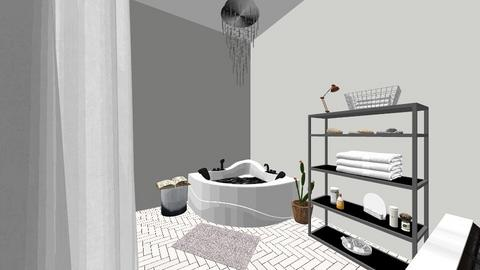 Dariens dream jacuzzi - Country - Bathroom  - by QueenB4