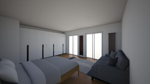 Loft 2 doors - by Libby Gubba