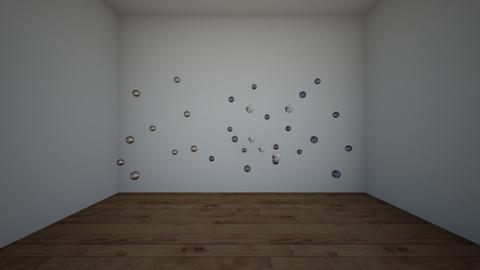 instalacion de globos - Modern - Office  - by mvasconez