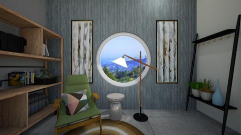 canto de leitura - Living room  - by bruna matos