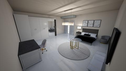 fancy - Modern - Bedroom  - by alexa0921