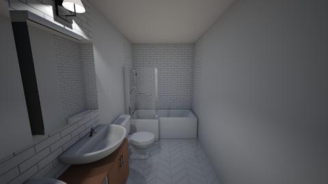 Condo Master Bath - Bathroom  - by phogonzo