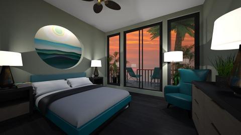 OKeefe Bedroom - Bedroom - by amyskouson
