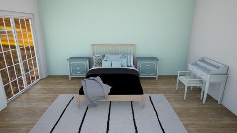 ferah - Bedroom  - by selin demiray1