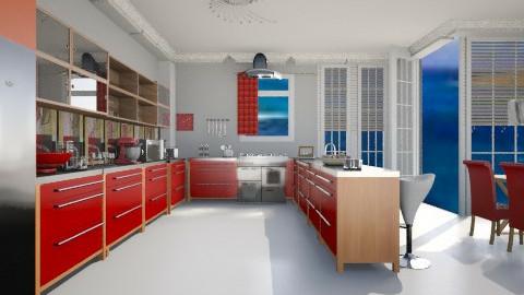55 - Kitchen - by reddy121