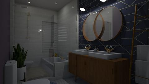 Bathroom - Modern - Bathroom  - by Annathea