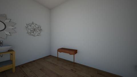 art deco bathroom - Bathroom  - by sexy12