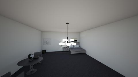 DaDDreamRoom 1 - Bedroom  - by Harmony Cooper