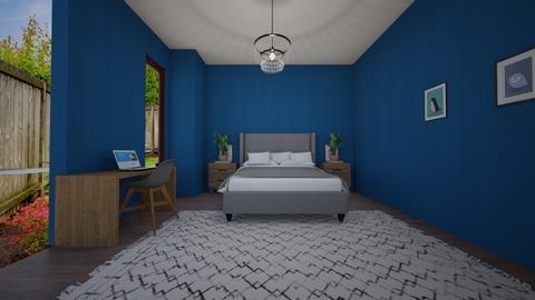 Brennan Frye Alpha - Bedroom  - by BrennanF