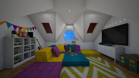playroom - Kids room - by Nan92