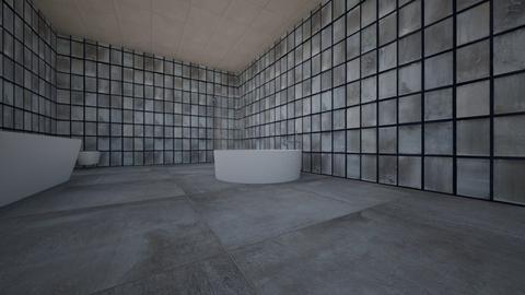 Poppys Bathroom - Modern - Bathroom - by Flowery2007