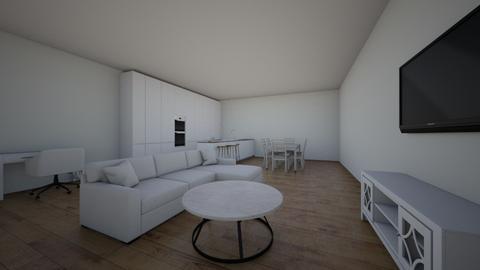 lol - Modern - Bedroom - by dominikabandov