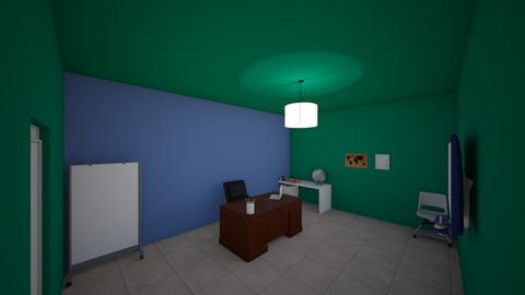 Vladimir School Room - Office  - by Rsvo64