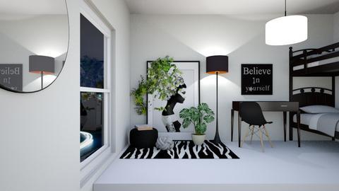 CONTEST Girl Teen Bedroom - Bedroom  - by ZolaKate