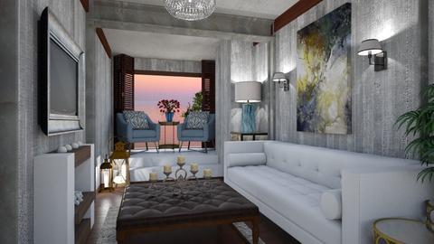 Mathijs1 - Eclectic - Living room  - by mari mar