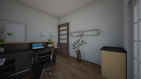 RENBRROOK DESIGN - Office  - by Gideon Nhokwaa
