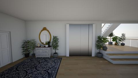 Apartment Hallway  - by Anu and Janu